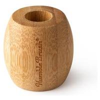 Suporte de escova de bambu