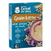 Porridge Oats and Plums 6m +
