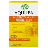 Aquilea Multivitaminas + Selénio + Zinco