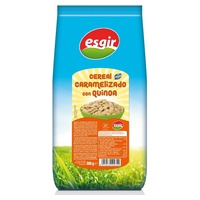 Cereales Caramelizados con Quinoa Sin Gluten