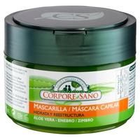 Mascarilla Capilar Aloe Vera y Enebro