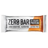 Zero protein bar Chocolate and caramel bar