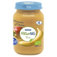 Nestlé Naturnes BIO Apple and Banana Jar