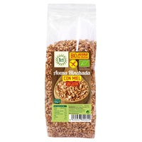Gluten Free Swollen Oatmeal with Honey Bio