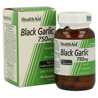 Ajo Negro (Black Garlic)