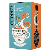 White Tea with Orange Bio