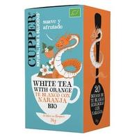 White Tea with Orange Bio