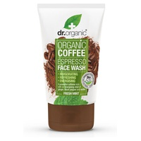 Organic Coffee Espresso Face Cleanser