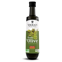 Organic fruity olive oil from Spain Andalusia