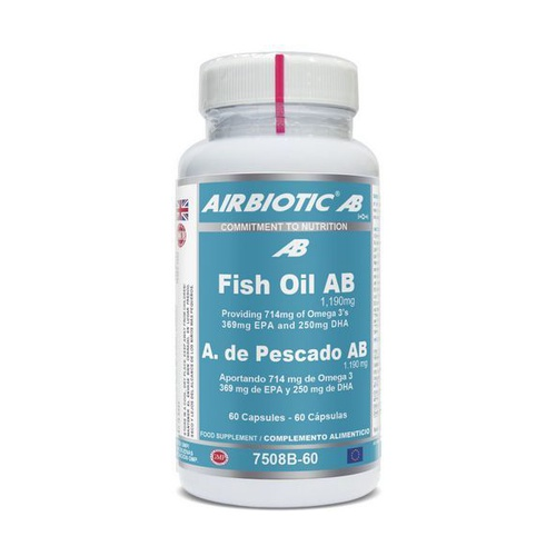 Fish Oil Ab 1200Mg
