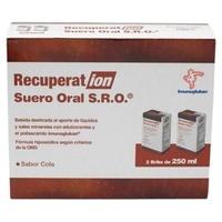Recuperat-Ion Suero Oral SRO (Sabor Cola)