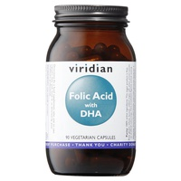 Acide folique (400Ug) avec Dha
