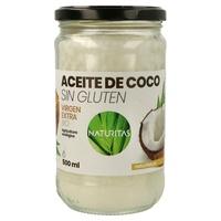 Gluten Free Organic Coconut Oil