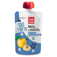 Solo Fruta de Manzana y Arándano