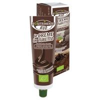 Crema en tubito - Chocolate negro con avellanas