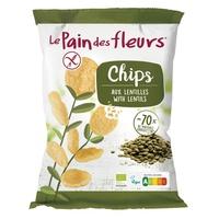 Chips de lentilles