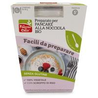 Preparato per pancake alla nocciola senza glutine bio