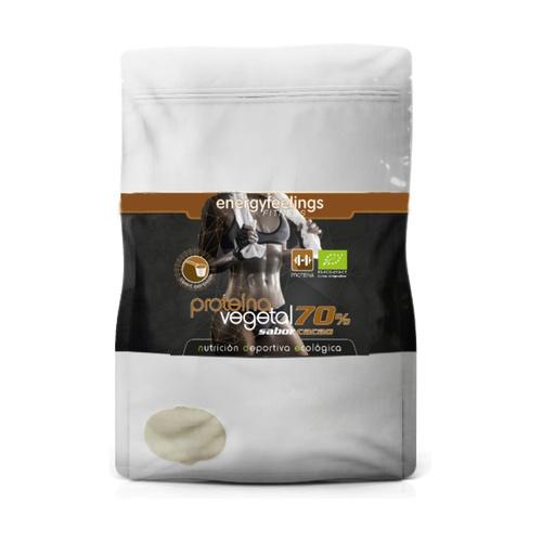 Organic Proteína Vegetal 70% Cacao
