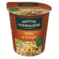 Sopa de Massa com Cogumelos Bio