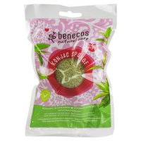 Konjac Sponge / Green Tea