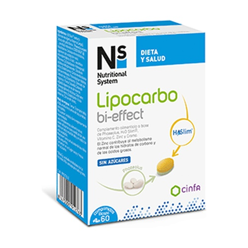 Lipocarbo bi-effect