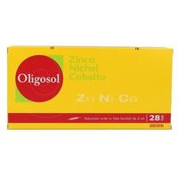 Labcatal Oligosol Zinc - Niquel - Cobalto
