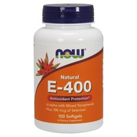 Vitamina E 400 UI (294 mg)