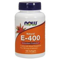 Vitamina E 400 UI (294 mg)