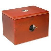 Caja de Madera para Moxa en Polvo