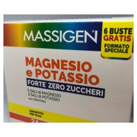 Magnesium Potassium Forte Zero Sugar