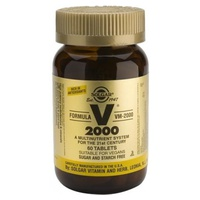Suplemento multivitamínico Vm-2000