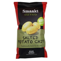 Patatas Fritas con Sal