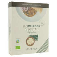 Bio Burger Vegetal Tofu Algas