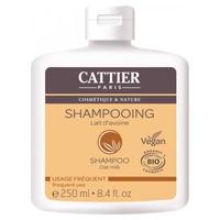 Częste stosowanie szamponu z mlekiem owsianym