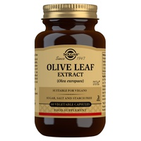 Extrait de feuille d'olivier