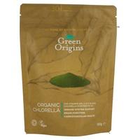 Clorella Orgánica En Polvo