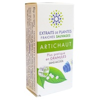 Fresh Plant Extracts Artichoke