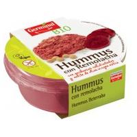 Hummus remolacha sin gluten