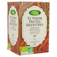 Té Verde y Frutas Eco