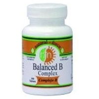 Complex B Fórmula Balanced