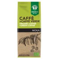 Kawa + zielona kawa - dla Moka