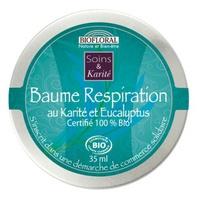 Kosmetyczny balsam do oddychania z organicznym masłem shea i eukaliptusem