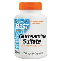 Sulfate de glucosamine, 750 mg