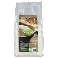 Farina d'avena integrale biologica senza glutine