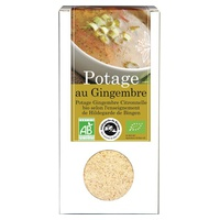 Potage Gingembre Citronnelle
