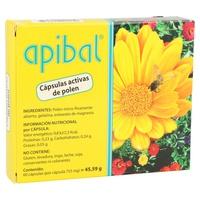 Apibal (polen microfinamente abierto)