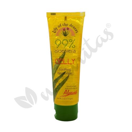 Gelly Gel de Aloe Vera 99% (Uso Topico)
