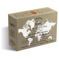 Savon à froid et surgras au 11 huiles précieuses