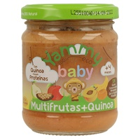 Multifruit Jam with Quinoa