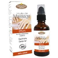 Aceite de masaje esfuerzo Bio